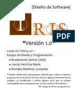 Presentacion Ventanas Software