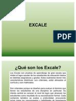 Excale, Pisa, Enlace