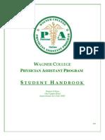 Master Student Handbook - 2011
