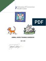 Animal Users Training Handbook