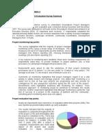 Groundwork Survey Summary