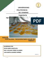 ado Solar de Mango (Manual)
