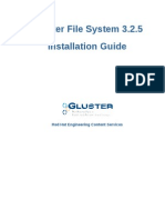 Gluster File System 3.2.5 Installation Guide en US