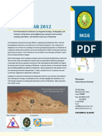 GeoMyanmar 2012