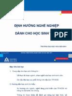 Hướng nghiệp 2011-2012_Đại học Hoa Sen