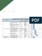 Plan anual / 2011 / tabel / ADR Nord