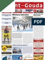 De Krant Van Gouda, 9 Februari 2012