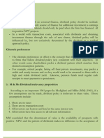 Afm Revision Notes