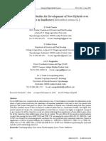 Dr. Mangesh Y. Dudhes Published Paper