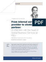 McKinsey P & G Article
