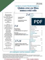 Semanario Católico Alfa y Omega. nº 772. 09 Febrero 2012