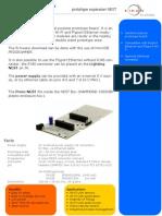 OpenPicus Proto Nest Datasheet
