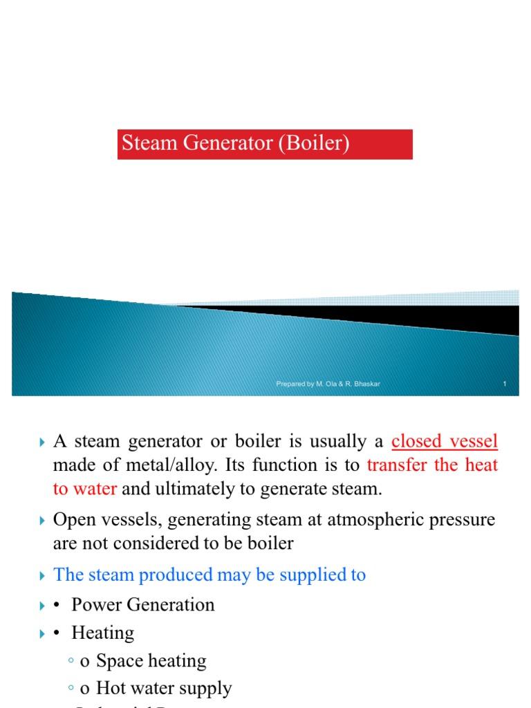 Final Boiler | Steam | Boiler