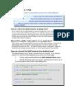 Split Container FAQ