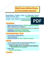 Shunjiro Shinohara and Konstantin Shamrai- Physics of High Pressure Helicon Plasma and Effect of Wavenumber Spectrum