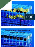 Meios de Cultura e Colorao Micro II 1216313259504260 8