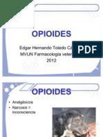 6. Opioides