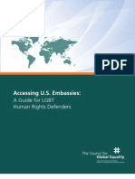 NGO Guide on US Embassies