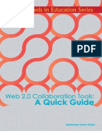 Web 2.0 Collaboration Tools