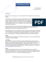 T2 Accredited Fund Letter to Investors-Jan 2012