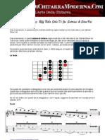 Lezioni Chitarra - Riff Nello Stile Di Joe Satriani & Steve Vai