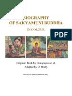 a colour pictorial biography of shakyamuni buddha[105069]