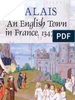 Calais - An English Town in France, 1347-1558