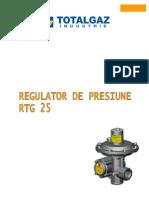 REGULATOR_GAZ CT-RTG-25_RO