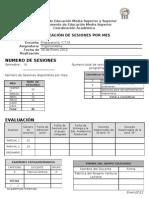 Planeacion de Sesiones Por Mes[Trigonometria 2012]