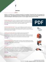 Anexo - Holmatro Nuevos Productos