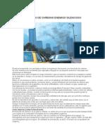 Monoxido de Carbono Enemigo Silencioso 2012