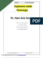 Explosive Metal Forming - Hani Aziz Ameen