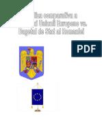 Analiza Comparativa a Bugetului Uniunii Europene Versus Bugetul de Stat Al Romaniei