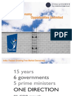 EVS Indian Economy Opportunities