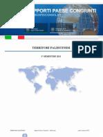 Rapporto-congiunto Italia Palestina 1 Sem 2011