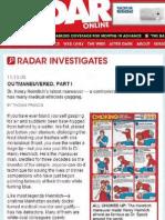 Heimlich Outmaneuvered Radar Magazine