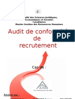 Audit de Recrutement 2