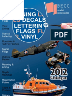 BECC Catalogue 2012 provided by ModelFlags.com