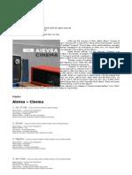 Aievea - Cinema 2009