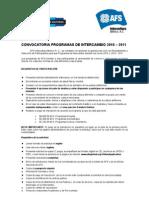 Convocatoria+Programas+de+Intercambio+2009