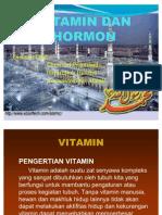 Vitamin Dan Hormon