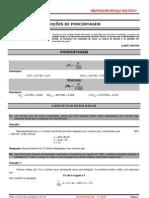 Simulado 02 - Raciocínio Lógico - INSS (FCC) - Porcentagem.