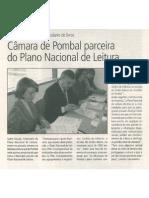 câmara de Pombal parceria do plano Nacional de leitura