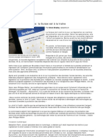 Protection des données_ la Suisse est à la traîne, swissinfo.ch le 9 février 2012