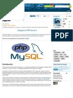 PHP paso a paso