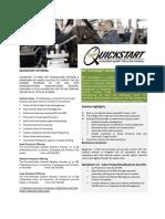 Quick Start SAP Solution_T-Shirt Offering