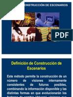 CONSTRUCCION DE ESCENARIOS