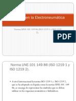 Normas en la Electroneumática
