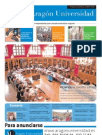 Aragón Universidad Nº 40