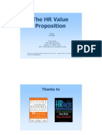 The HR Value